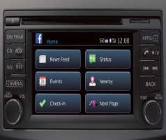 Nissan NV200 Connect Radio
