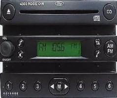 Tourneo 4500 RDS Radio