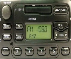 C-Max 4000 RDS Radio