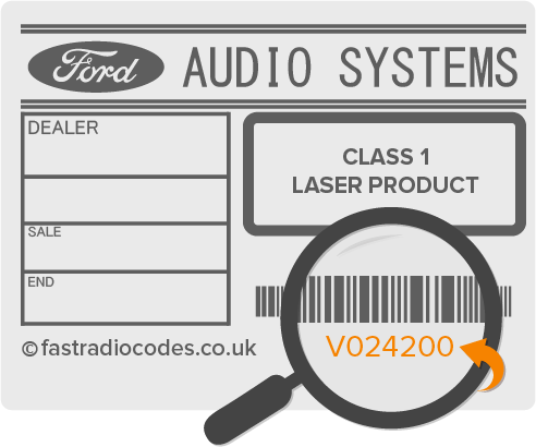 Ford V Radio Code Free Search Generator