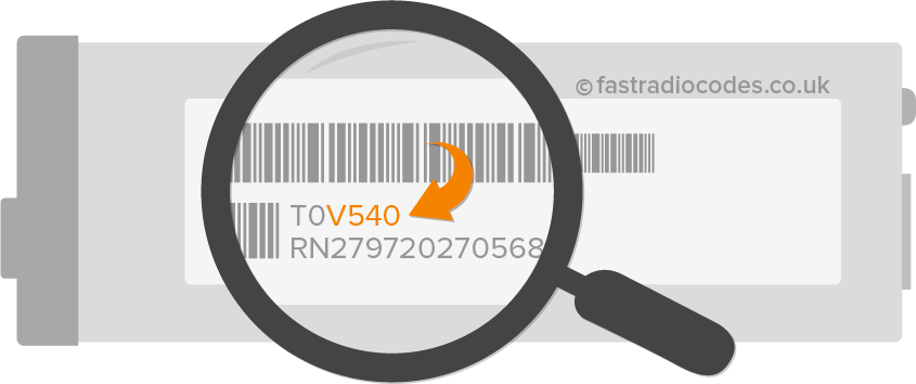 Renault Serial Number Location