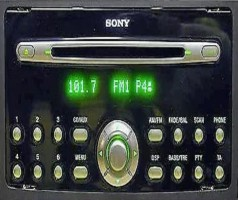 Unlock Sony CD132 Model Code